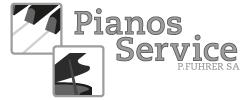 Pianos-Service P.Fuhrer S.A. Logo